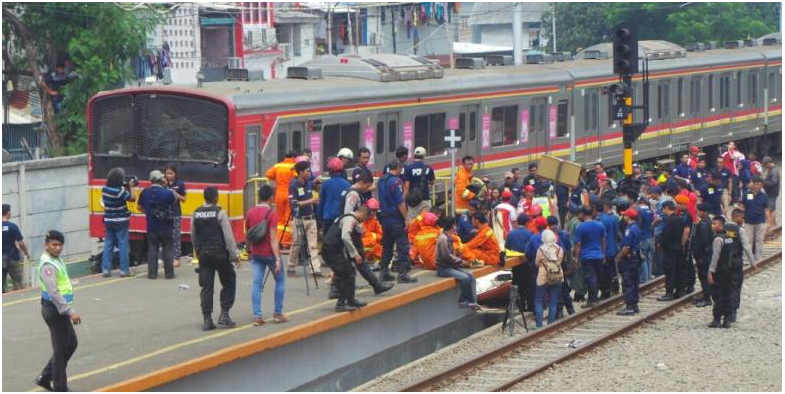 Nina: Misteri Tabrakan Metromini Dan KRL Di Angke