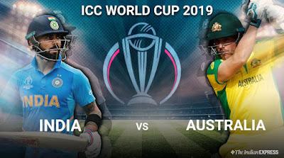 IND v AUS ICC CWC 2019