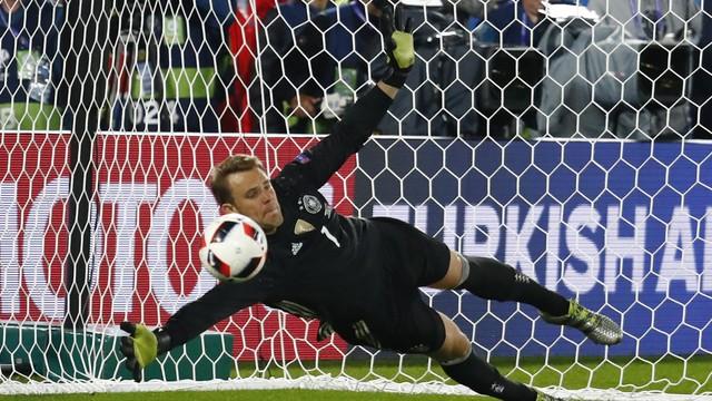 Alemanha vence a Itália nos pênaltis e está na semifinal da Eurocopa