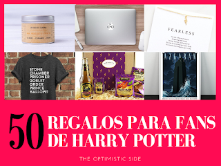 idea de regalo original harry potter