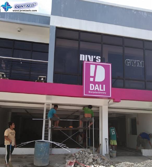 San Juan Laguna Front Signage
