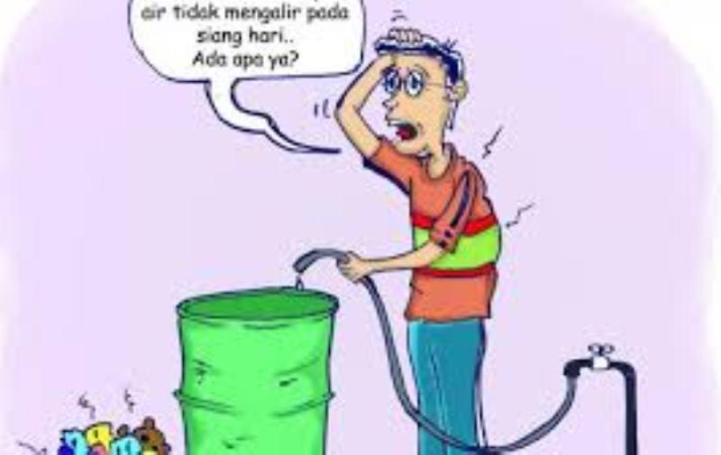 BP Batam Tunda Rationing Air