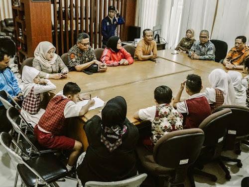 Peserta O2SN Jabar 2018 dari Bandung