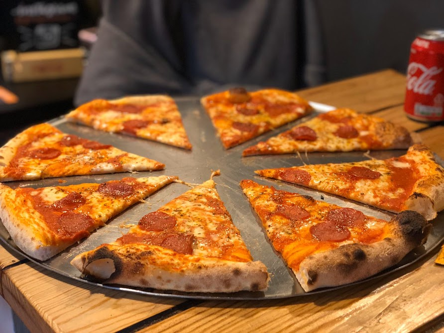 Gingerinos - A Tasty £5 Lunch Deal in Ouseburn - pepperoni pizza