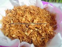 Resep Bawang Goreng Renyah Tips Praktis Pakai dan Tanpa Tepung