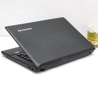 Laptop Lenovo G460 Core i3 Bekas Di Malang