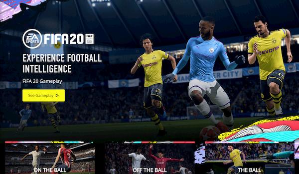 تنزيل فيفا 20 للكمبيوتر من الموقع الرسمي والمواصفات المطلوبة | Fifa 2020