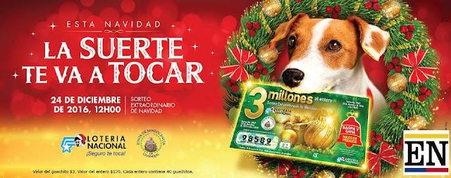 resultados loteria navidad 2016