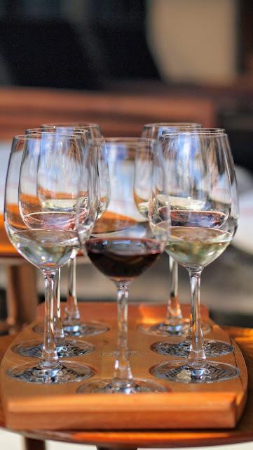 Blenheim wineries: wine tasting at Forrest Wines in Marlborough New Zealand