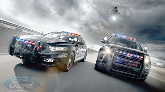 Mobil Polisi Canggih Ford Ini Akan Keluar Pada 2021