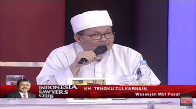K.H. Tengku Zulkarnain Blak-blakan Ungkap Skenario Teror ke Pemuka Agama