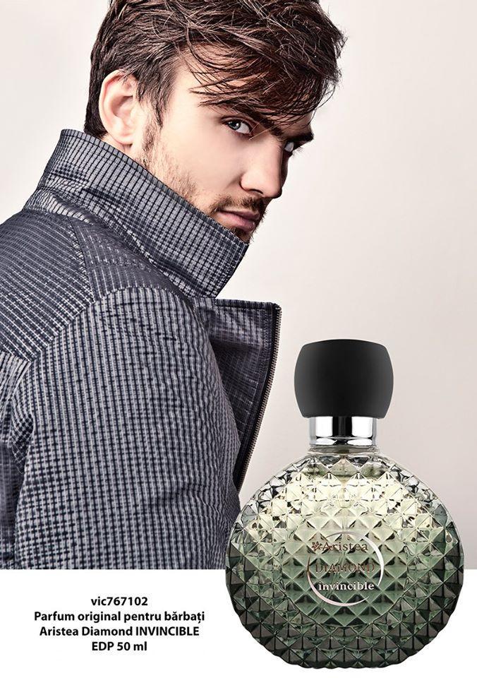 Parfum original pentru bărbaţi - Invincible!