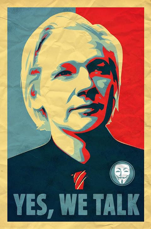Julian Assange and Bradley Manning are Vested in Vision !