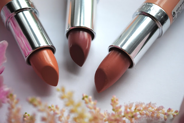 Rimmel Nude Lasting Finish Lipstick