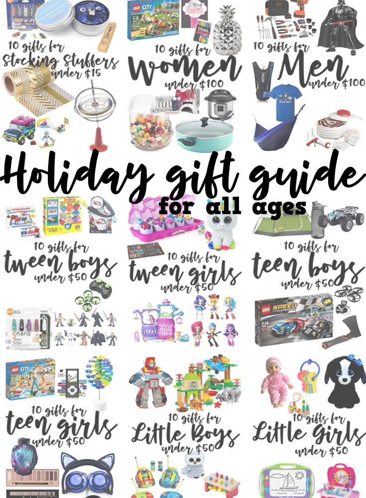 Holiday Gift Guide For All Ages