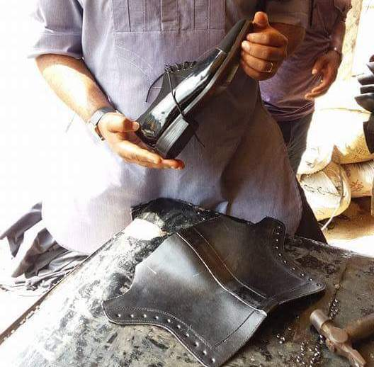 NjrOCKsNaija: Nigerian Army shows off samples of the