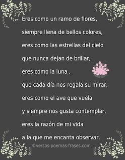 versos romanticos