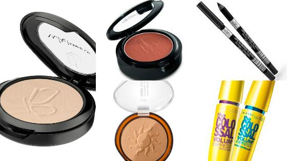 produtos baratos de maquiagem
