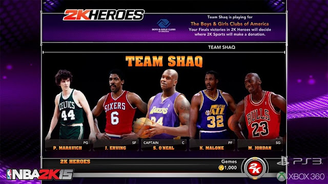 NBA 2K15 Torrent
