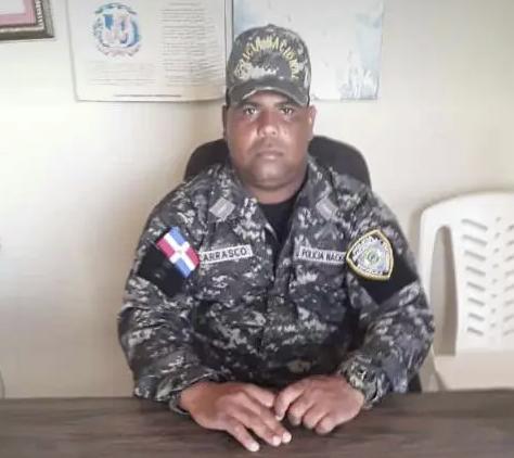 El oficial Ángel Carrasco muerto por desconocidos