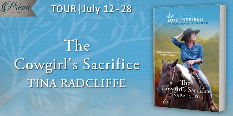 We're launching the Book and Bookstagram Tours for THE COWGIRL'S SACRIFICE by Tina Radcliffe!