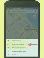 Cara Menggunakan Fitur Pengingat Tempat Parkir di iOS