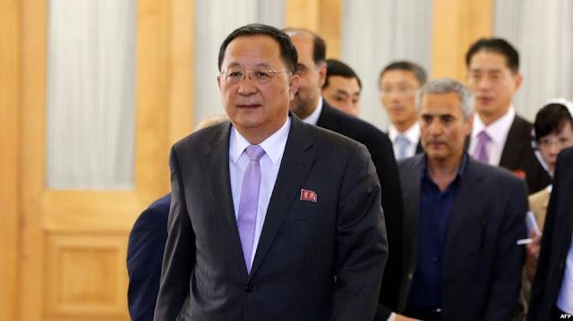 Ngoại trưởng Triều Tiên sắp thăm Việt Nam