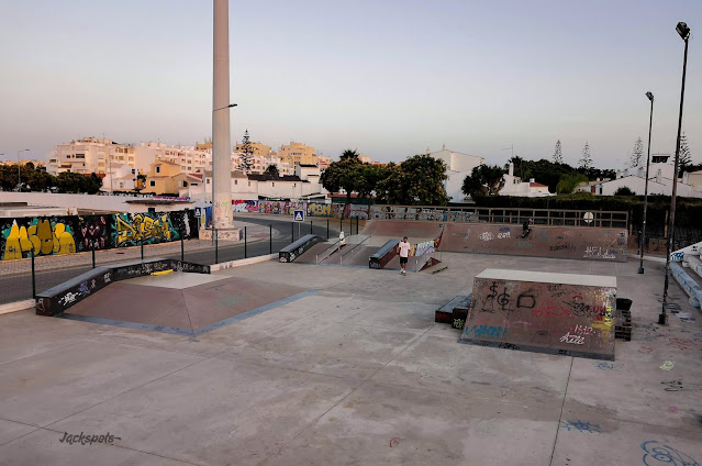 skatepark quarteira