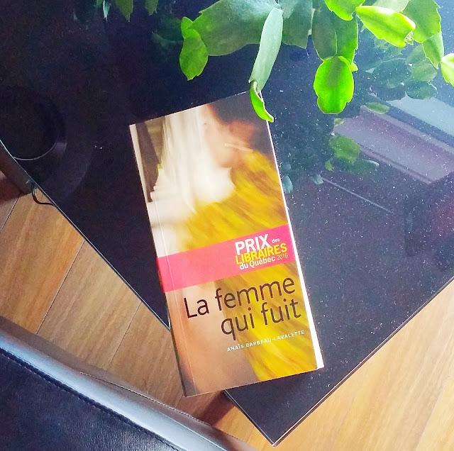 La femme qui fuit d'Anais Barbeau-Lavalette