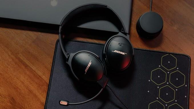 Sorteio do Headse Gamer Bose QuietComfort 35 II