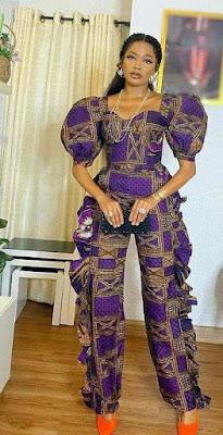 Owambe Ankara styles