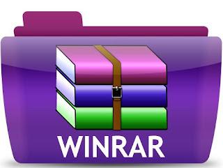 Cara Membuat File Rar atau Zip dengan winrar