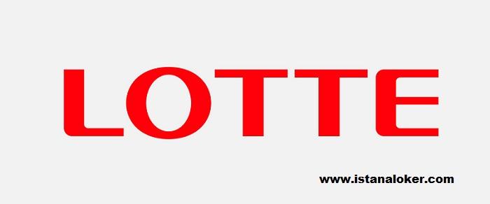 Lowongan Kerja Terbaru PT LOTTE Indonesia (LOTTE Group)