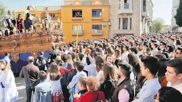 Llega una Semana Santa atípica a Jaén