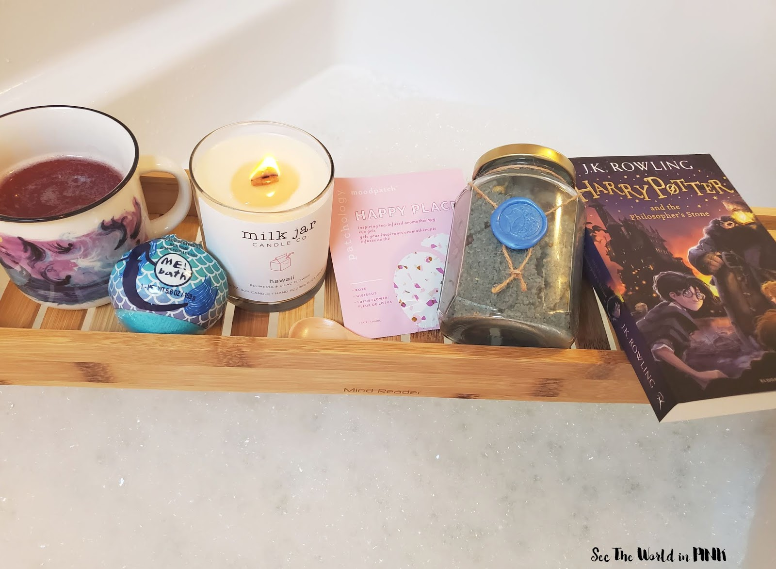 Magical Self-Care Bath Night