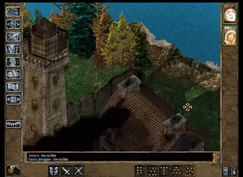 Pacifist Gaming: Baldur's Gate Pacifist Run - The Sword Coast