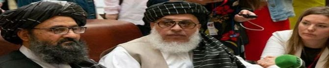 Taliban Leaders Keen To Assess India's Stance Towards Group
