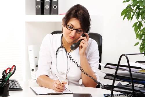 Дорогая ошибка: консультация пациента по телефону