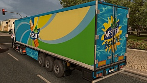 Nestea on the beach trailer