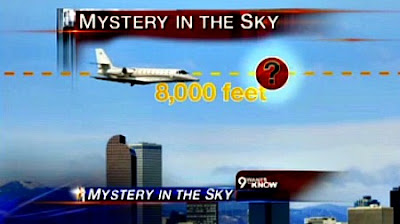 Mystery Object Nearly Causes Mid-Air Collision Above Denver