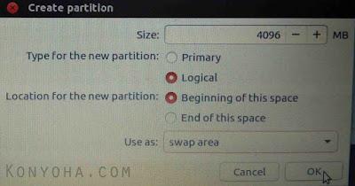 dual boot ubuntu dan windows bagian 9