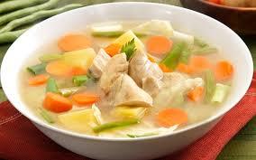 Resep-Sederhana-Membuat-Sup-Ayam-Kuah-Bening
