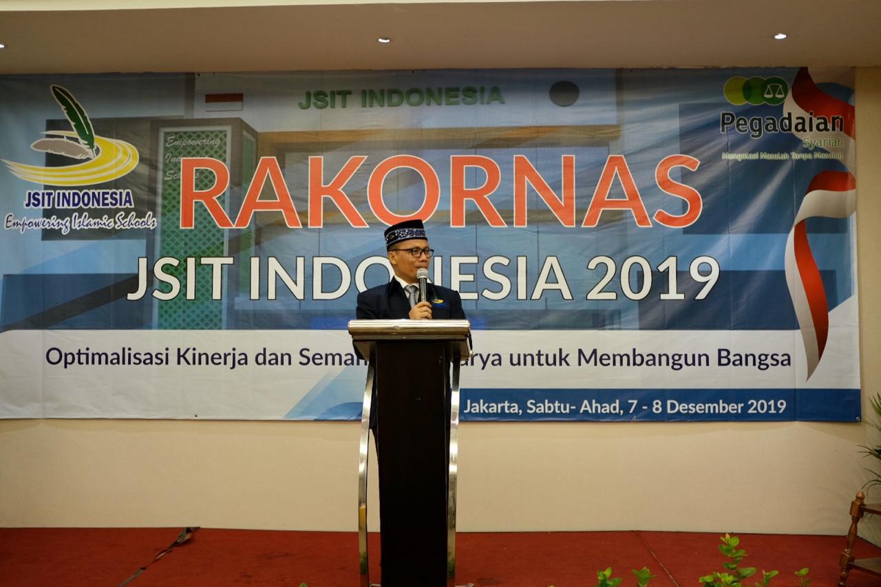 JSIT INDONESIA Ajak Komponen Pendidikan Islam Sebagai Kontributor Kemajuan Bangsa