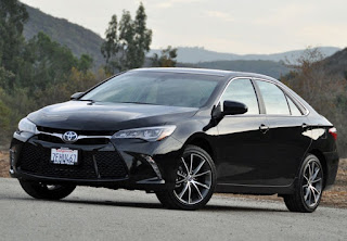 2018 Toyota Camry Special Edition Upgrade Performance