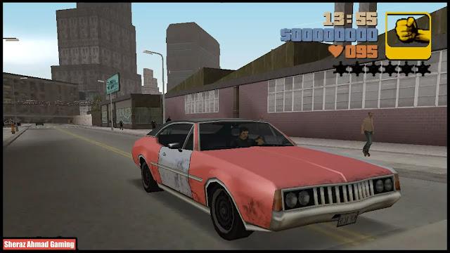 Download GTA 3 Map For GTA San Andreas - Sheraz Ahmad Gaming