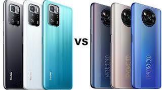 مقارنة بين Xiaomi Poco X3 Pro و Poco X3 GT مقارنة بين شاومي Xiaomi Poco X3 Pro و Poco X3 GT مقارنة بين  شاومي بوكو اكس 3 برو و بوكو إكس 3 جي تي