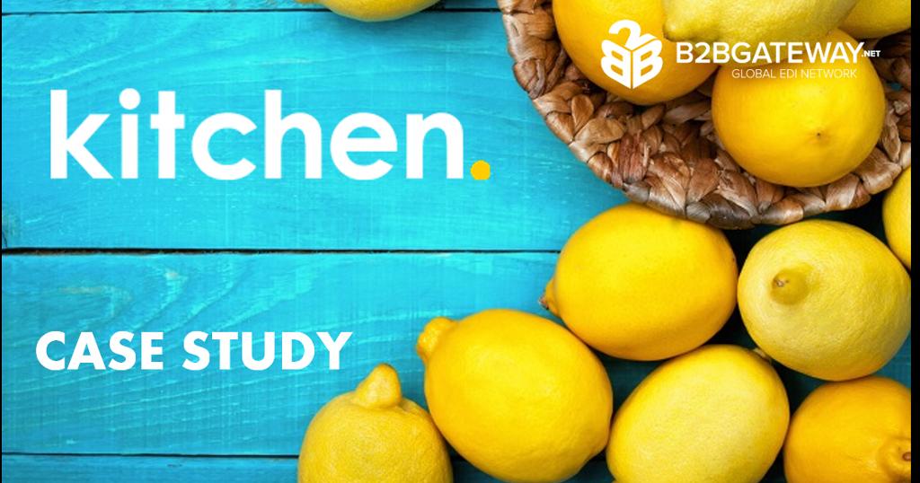 EDI matters: Kitchen Food Company