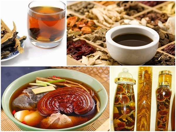 Cách chế biến nấm linh chi Hàn Quốc hiệu quả.