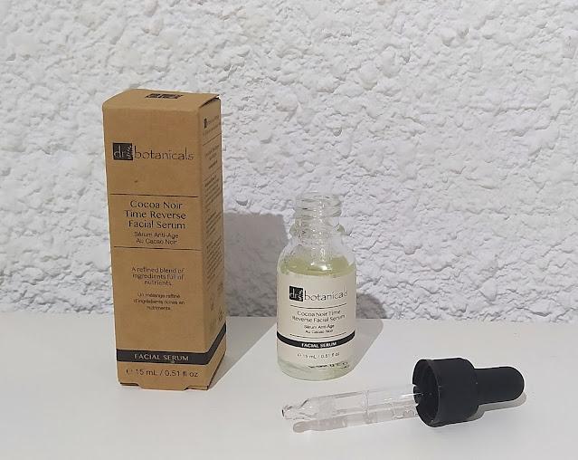 Cocoa Noir Time Reserve Facial Serum - DR. Botanicals
