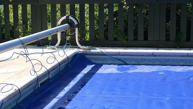 solarabdeckung für pool